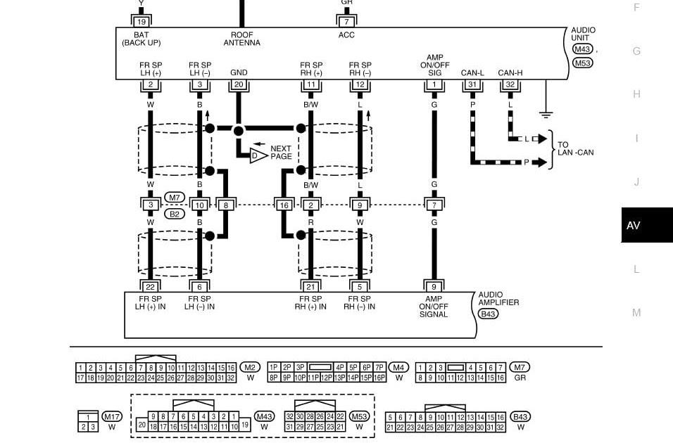 rockford fosgate nissan an radio wiring diagram 2006 nissan sentra rockford fosgate wiring diagram general  2006 nissan sentra rockford fosgate