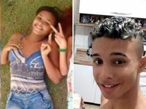 Casal de jovens de Rio Claro desaparece durante viagem em ônibus clandestino (Foto: Arquivo pessoal)