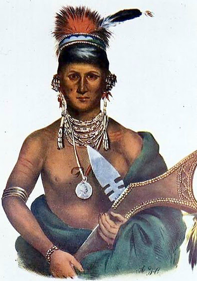 Appanoose, A Sauk Chief
