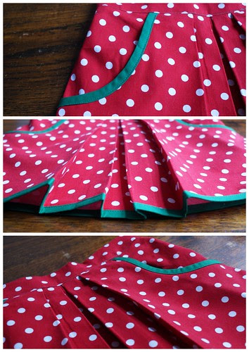 details Milkmaid Skirt