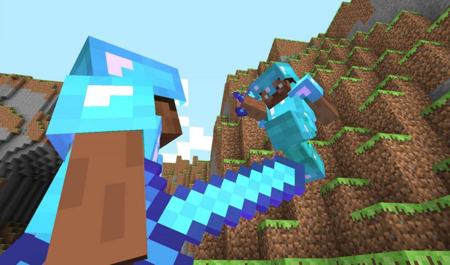 Video Minecraft Aventure Qui Fait Peur - Harbolnas h
