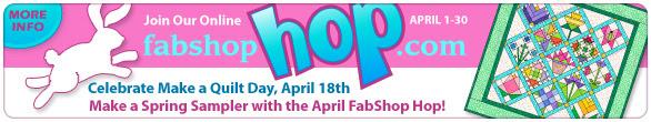 April Hop - Celebrate