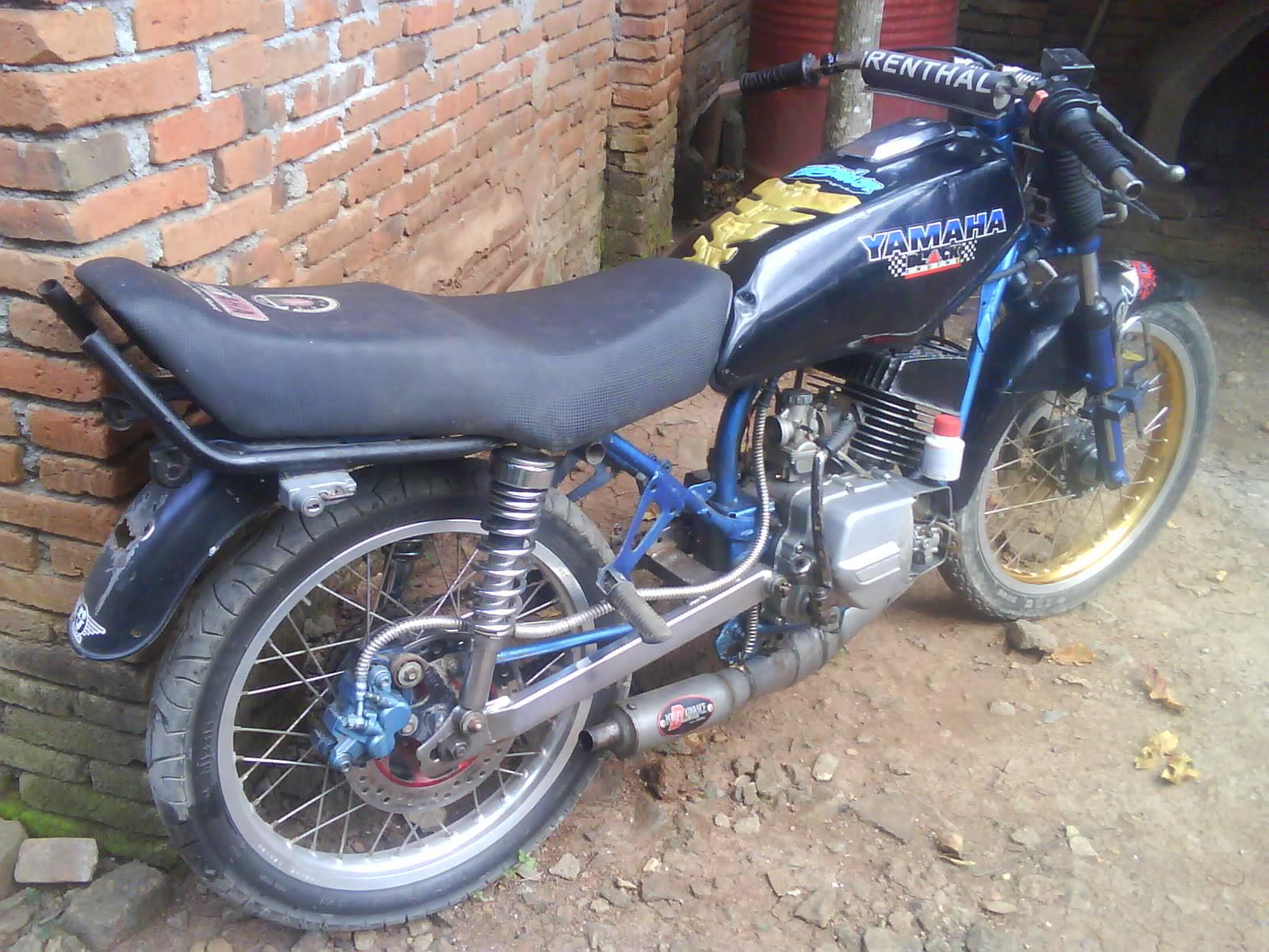 Media Afandi NTB Modifikasi Yamaha RX Jadi RX King