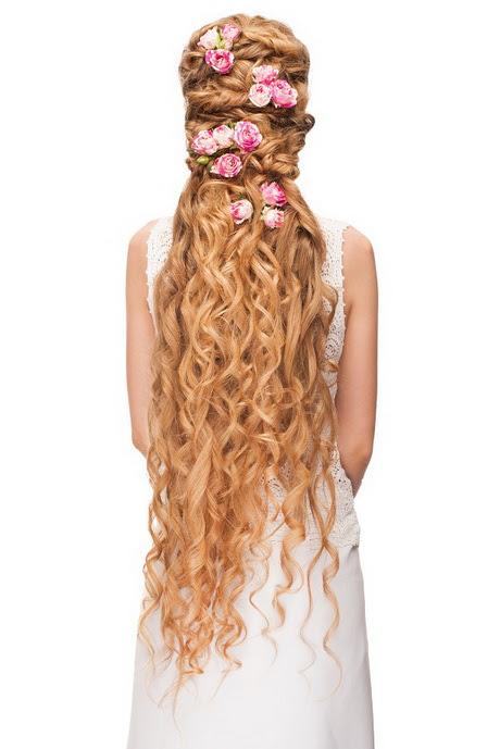 Frisuren Fur Lange Haare Hochzeit