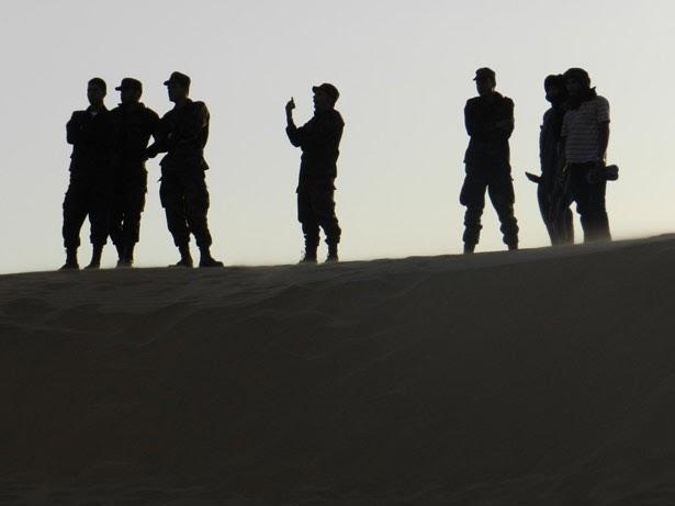 Estados Unidos de América y la cuestión del Sáhara Occidental