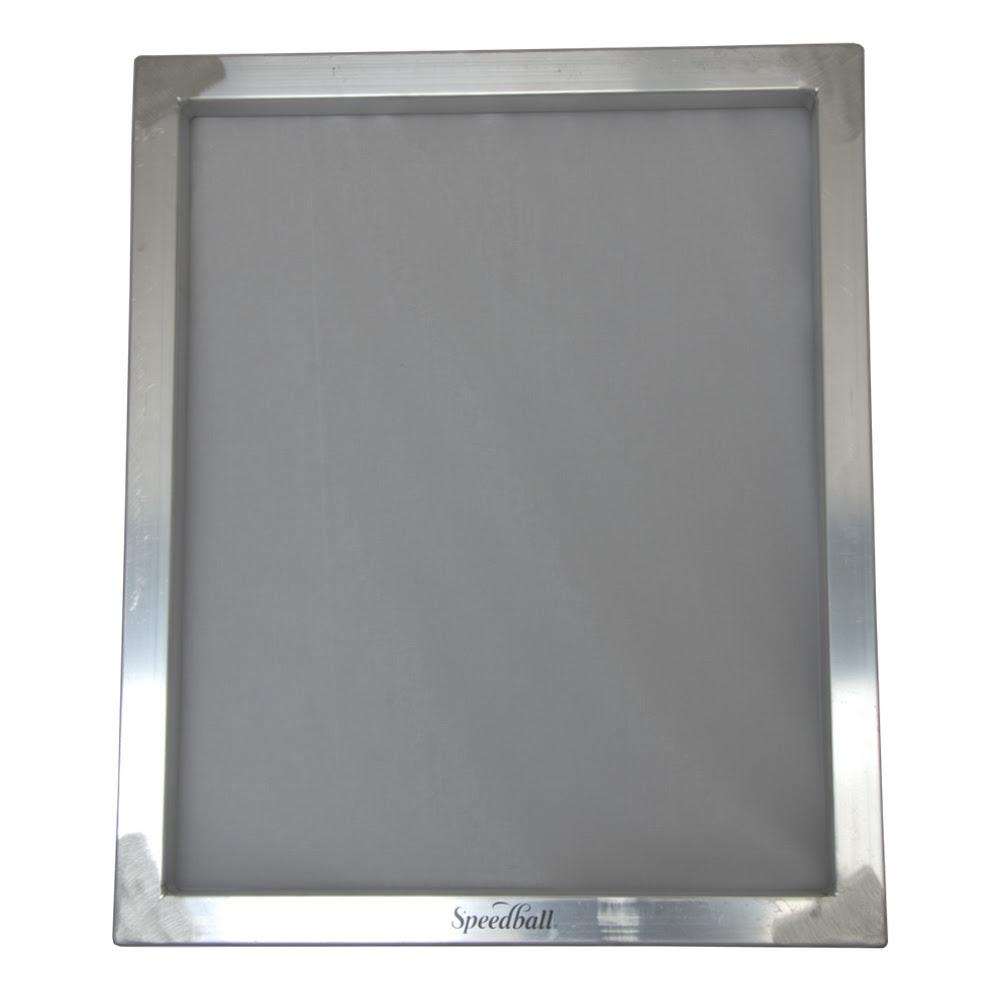 Buy Speedball Alum Frame 20x24 110 Mesh White