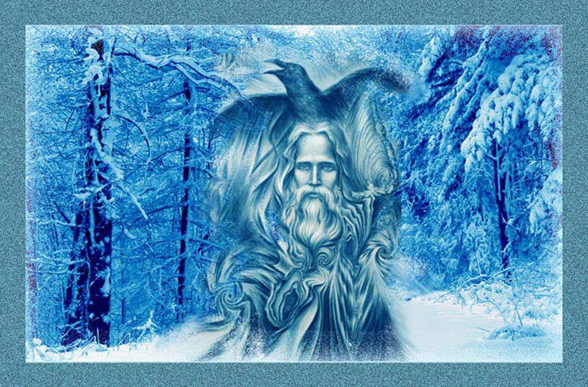выбор популярных сгероями славянской мифологии нового года сбор