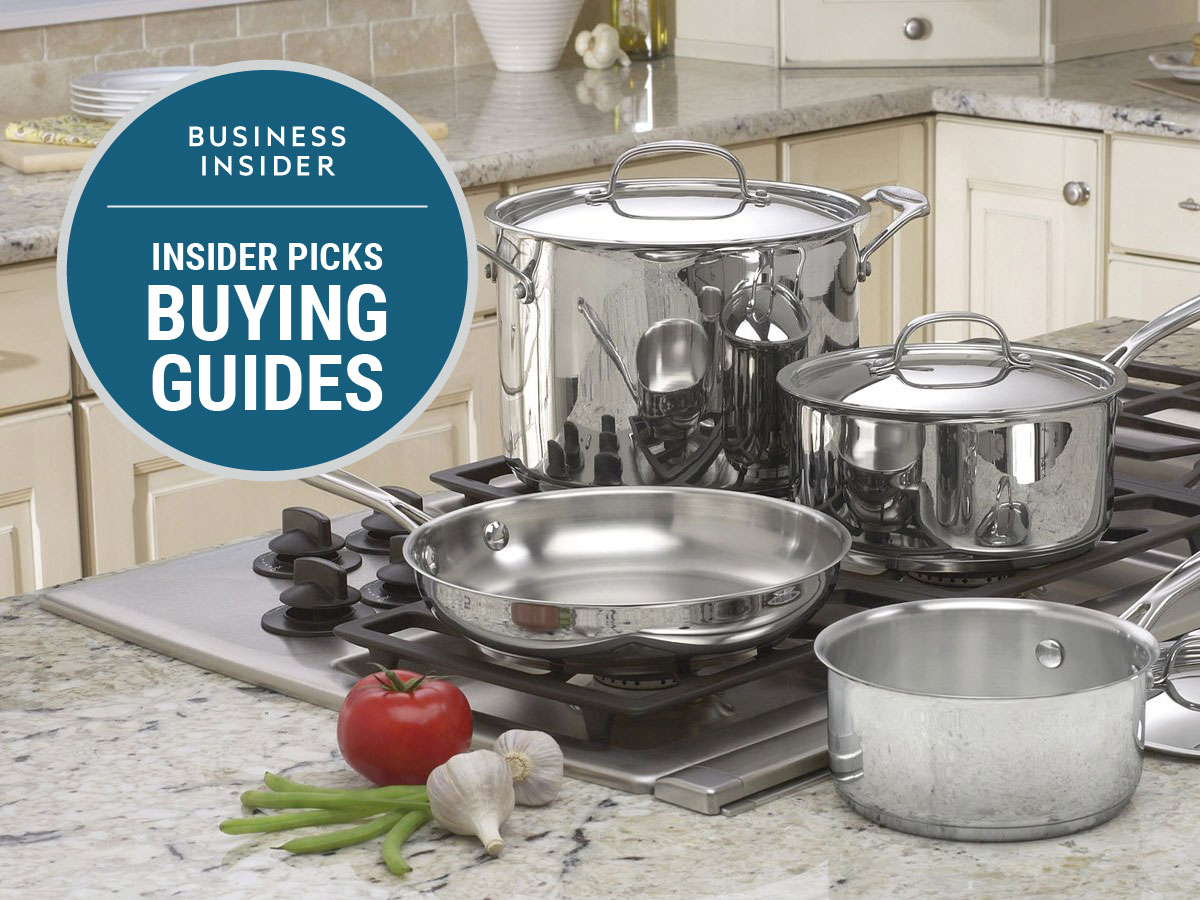 The Best Cookware Sets You Can Buy Business Insider