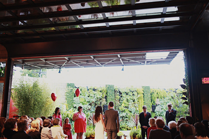 indoor outdoor wedding venue romantic ceremony