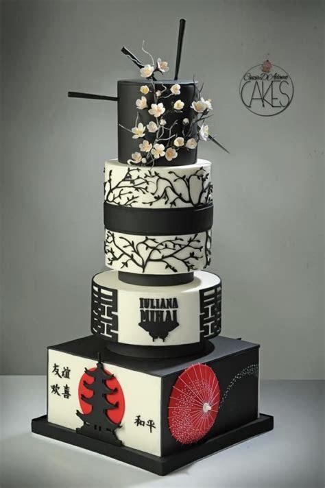 Best 25  Japanese wedding cakes ideas on Pinterest