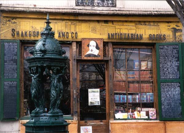 Shakespeare & Company, Paris, France