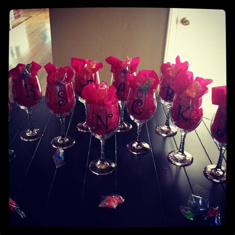 DIY bachelorette party wine glasses   Wedding ideas   Diy