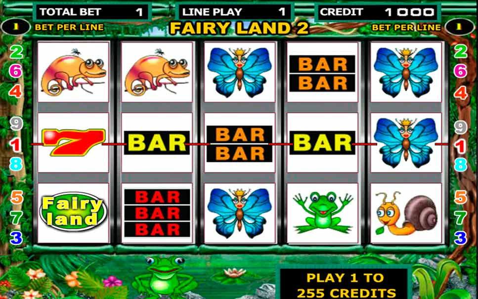 Сделать ставку игровой автомат fairy land лягушки ставок