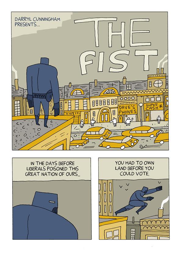the fist 1