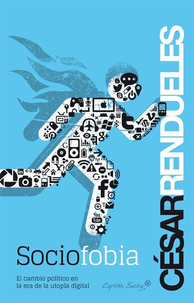 La portada de Sociofobia (en septiembre en las librerías)