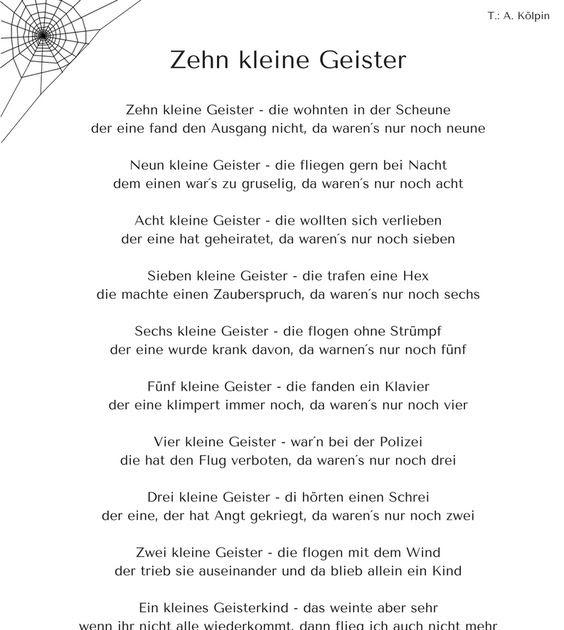 Kurze Gedichte Und Verse
