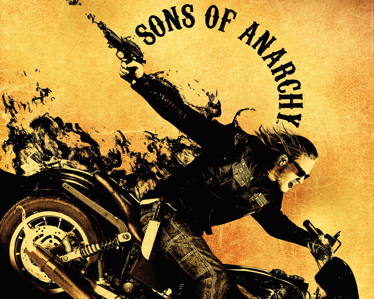 33 Amazing Sons Of Anarchy Backgrounds Qlty Ctrl Because The