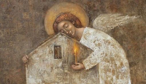 """Εξομολογεῖσθε τῶ Κυρίῳ """": Η μικρή Αγγελίνα και τα…αγγελουδάκια!"""