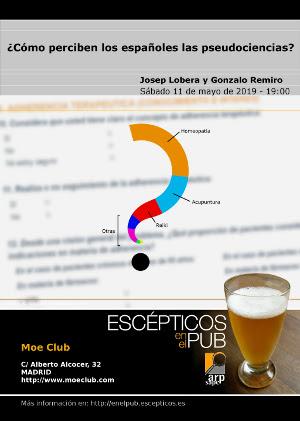 ¿Cómo perciben los españoles las pseudociencias?