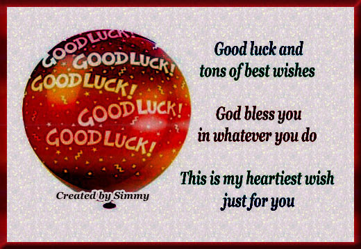 Good Luck And Best Wishes For You Free Good Luck Ecards Greeting