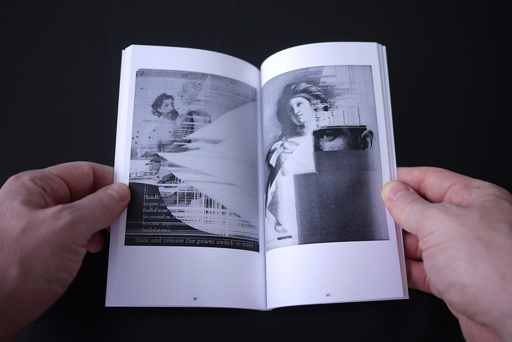 Lorusso, Silvio and Sebastian Schmieg. 56 Broken Kindle Screens. Print-on-demand, 2012, 78 pages.