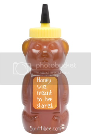 Sprittibee's Honey Bear