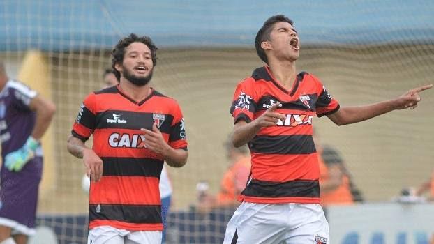 Atlético-GO venceu p Paysandu neste sábado pela Série B