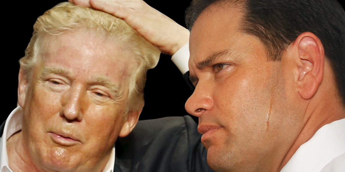 http://static3.businessinsider.com/image/56d0a67f2e526558008b9f9b-1190-625/donald-trump-and-marco-rubio-exchange-shots-over-whos-the-sweatier-candidate.jpg