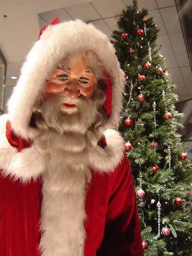 Vanha Wulffin kulman joulupukki by Anna Amnell