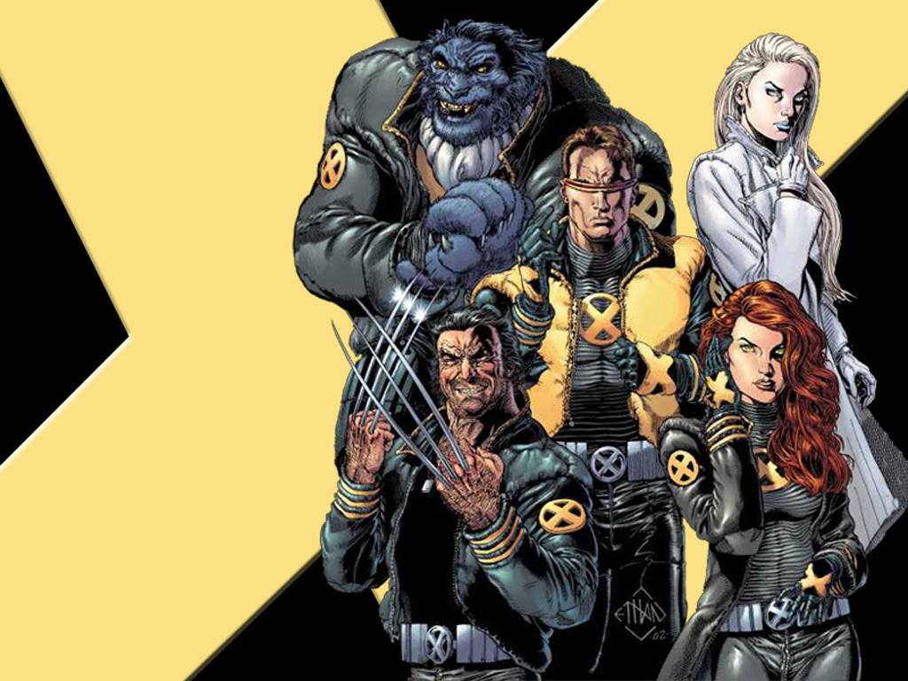 X Men Marvel Comics Wallpaper 3975144 Fanpop Page 5