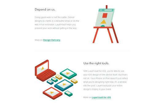 2.flat websites Beautiful Examples Of Flat Web Design