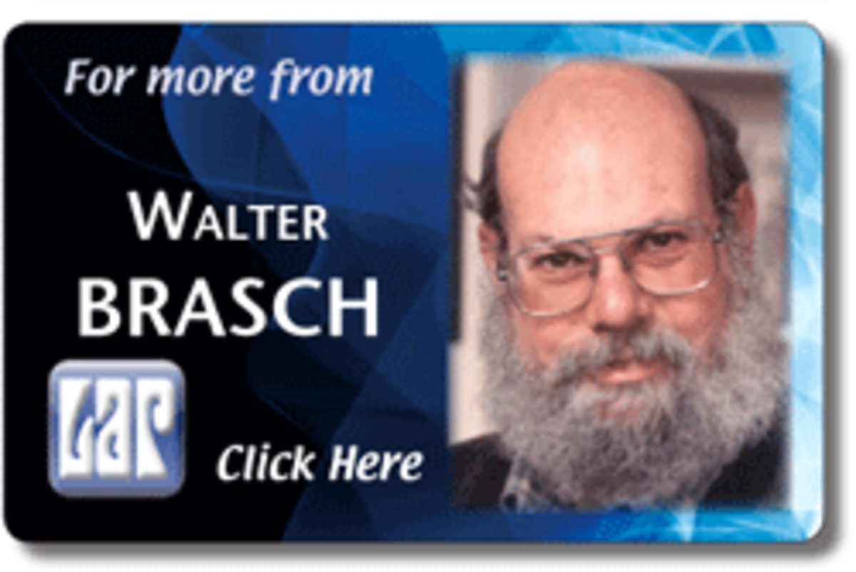 walter brasch