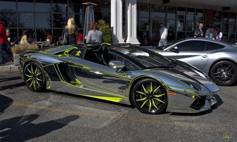 Chrome Lamborghini Wallpaper   www.imgkid.com   The Image