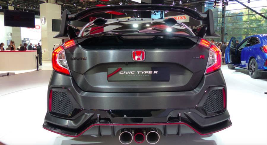 Civic Type R Release