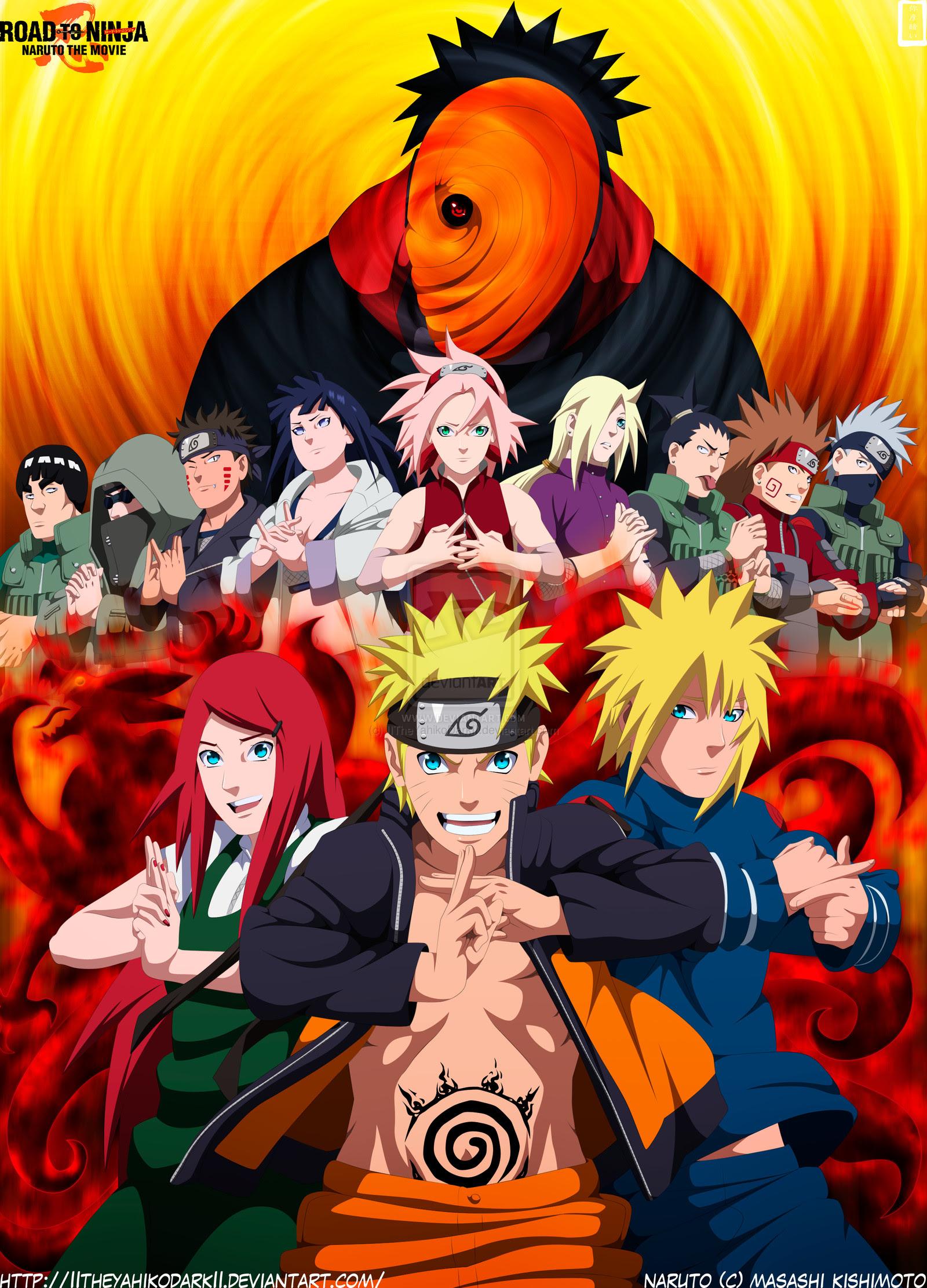 Unduh 76 Naruto Wallpaper Original Paling Keren