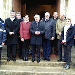 Les travaux de l'église ont été inaugurés officiellement