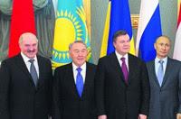 Украина получила согласие на статус наблюдателя в Таможенном союзе.