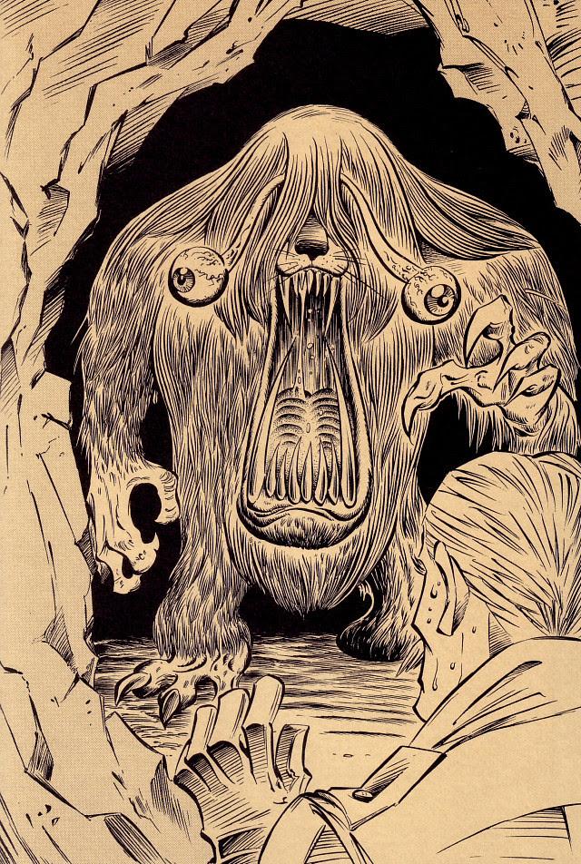 Tatsuya Morino - The Terror of Blue John Gap - Sir Arthur Conan Doyle, 1912