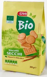 crai bio biscotti secchi