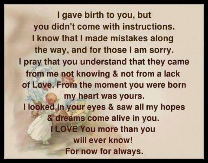 Quotes About Birth Of A Son 50 Quotes