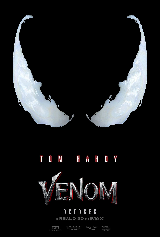 Resultado de imagem para Venom 2018 posters