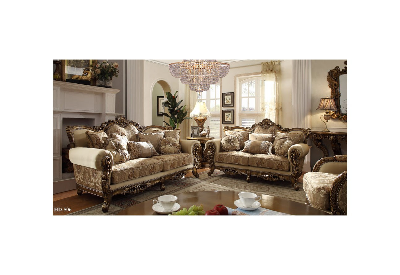 Victorian Style Living Room Sets - Modern House