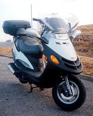 KYMCO DINK 150 - Motocasion.com