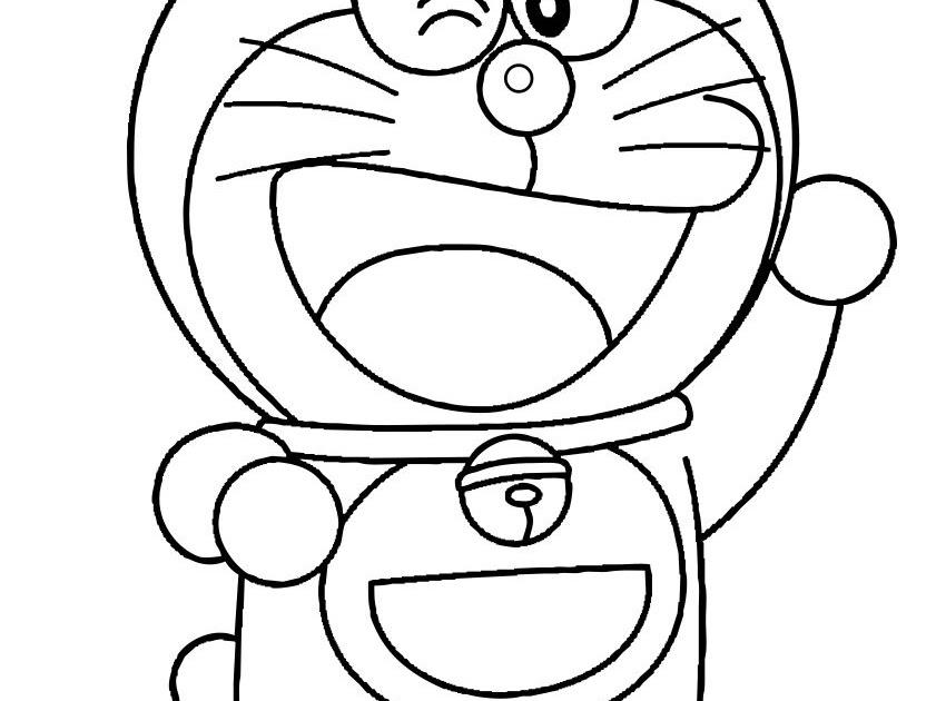 Doraemon Coloring Pages Printable - Jesyscioblin