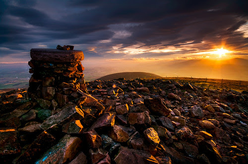 Tinto Summit,  Sunrise por PMMPhoto