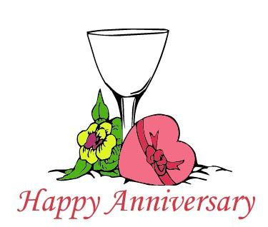 Happy Anniversary Download Wedding Anniversary Clip Art Free 4 2 3