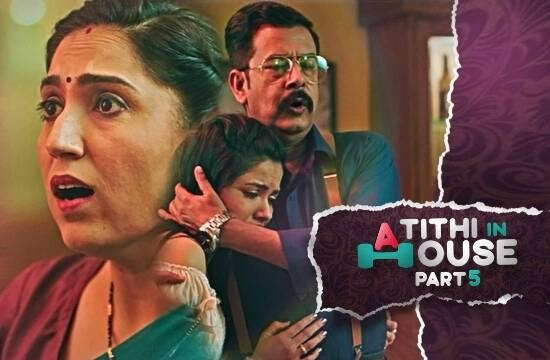 Atithi In House (2021) Part 5 - Kooku Originals WEB Series Complete