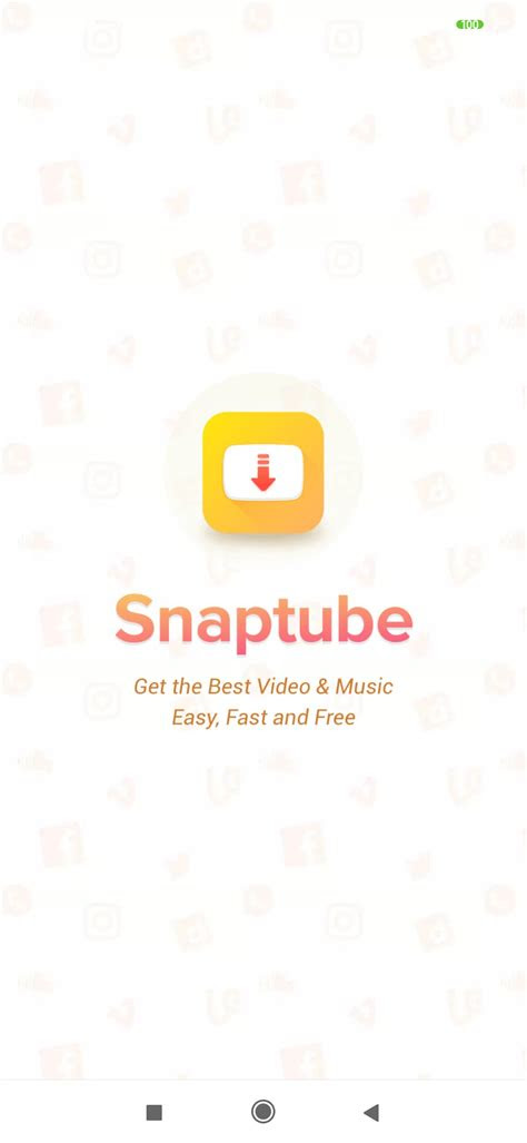snaptube    android apk