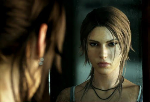 Lara's Reflection