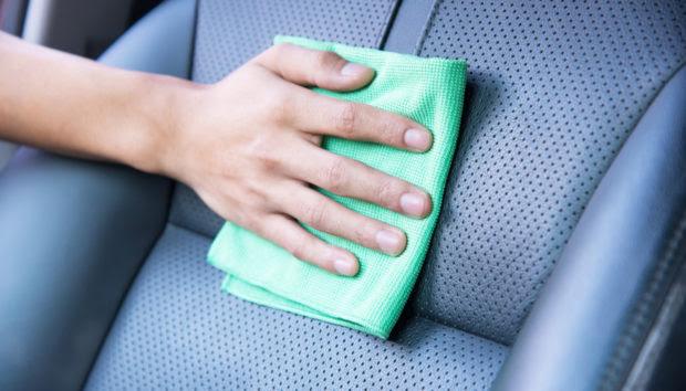 Έτσι θα Καθαρίσετε τα Δερμάτινα Καθίσματα του Αυτοκινήτου σας